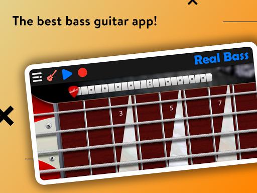 REAL BASS: Electric bass guitar 6.24.0 Screenshots 6