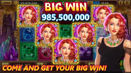 social casino slots: free vegas slot machines screenshot 1