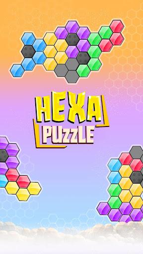 Hexa Puzzle Games PRO: Jigsaw Block Puzzle IQ Test apklade screenshots 2