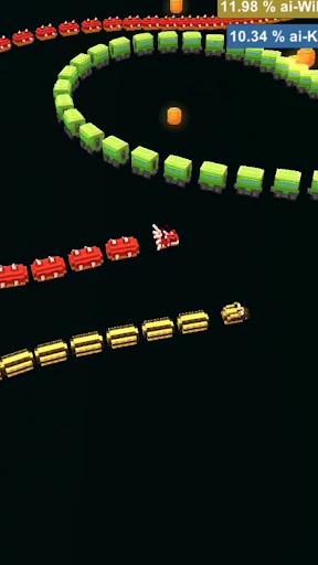 Snaker.io ! 1.64 screenshots 2