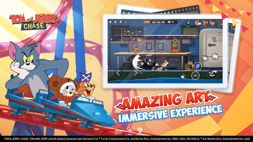 Tom and Jerry: Chase apklade screenshots 2
