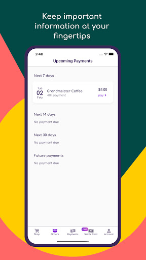 Sezzle - Buy Now, Pay Later apktram screenshots 4