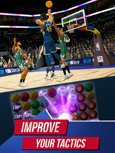 NBA Ball Stars: Play with your Favorite NBA Stars Apkfinish screenshots 8
