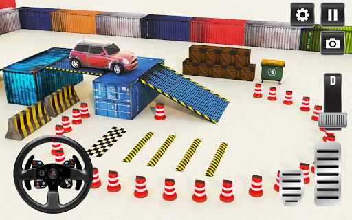 Unique Car Parking Game: Real Car Drive Challenges  Screenshots 9