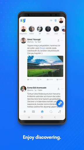 Yaay Social Media 2.2.0 screenshots 1