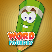 Word Foundry - Guess the Clues - Vocabulary Game
