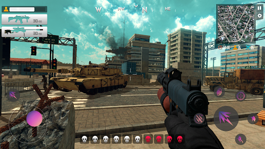 Beyond War: Battlefield Hack for Android and iOS 2