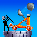 The Catapult 2: Grow Castle・Tower Defense・Stickman