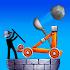 The Catapult 2: Grow Castle・Tower Defense・Stickman
