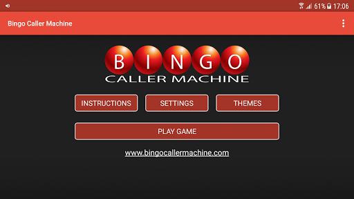 Bingo Caller Machine (free Bingo Calling App)  Screenshots 6