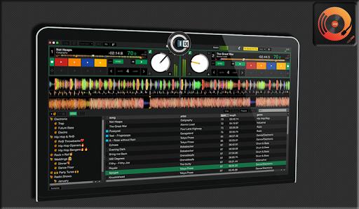 iDjing Mix 🎚🎛🎚 DJ music mixer  screenshots 1