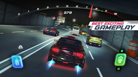 Drag Racing: Underground City Racers Screenshot