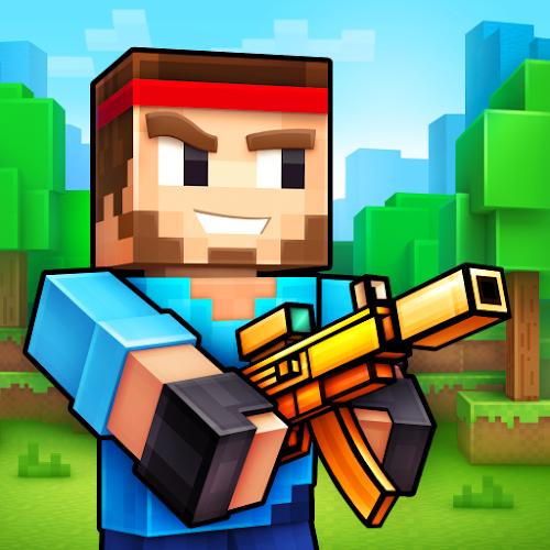 Pixel Gun 3D - Battle Royale (Mod) 21.7.2 mod