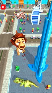 Rampage : Giant Monsters MOD APK 0.1.13 (Free Purchase) 9
