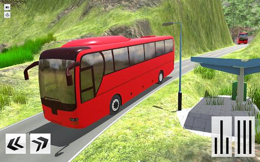 Bus Driving Simulator Public Coach offroad Game 1.0.2 screenshots 2