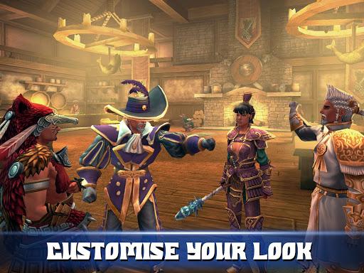 Celtic Heroes - 3D MMORPG  screenshots 18