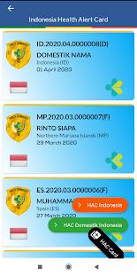 eHAC Indonesia  Screenshots 3