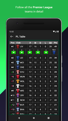 (FPL) Fantasy Football Manager for Premier League android2mod screenshots 8