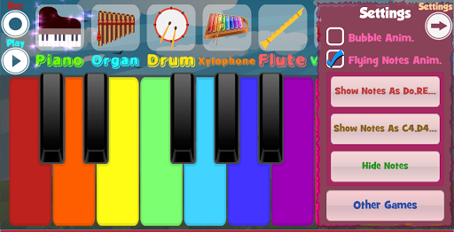 Kids Piano 1.17 screenshots 2