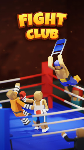 Fight Club Tycoon - Idle Fighting Game androidhappy screenshots 2