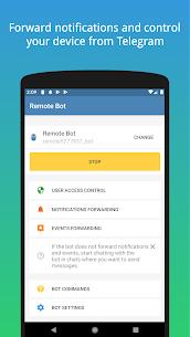 Remote Bot for Telegram & Viber 2.2.3 APK Mod [Latest Version] 1