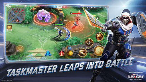 MARVEL Super War screenshots 4