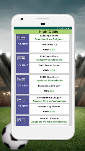 VIP Betting Tips - Expert Prediction 12.0 Screenshots 5