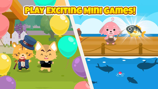 Happy Pet Story: Virtual Pet Game 2.2.3 Screenshots 5