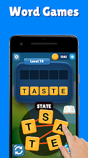 Word Hunt - Word Puzzle Games