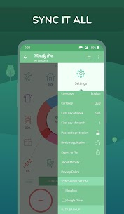 Monefy Pro Apk- Budget Manager and Expense Tracker (Paid) 7