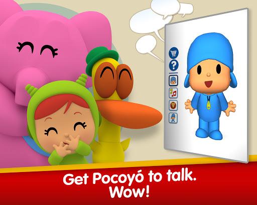 Talking Pocoyo Free 2.4.1 screenshots 8