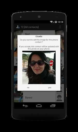 Contact Photo Sync screenshots 2