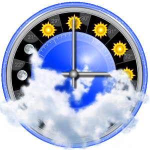 Weather station with barometer eWeather HDF 8.1.0 by Elecont software logo