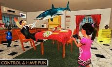 飛行サメシミュレータ:RCサメゲームのおすすめ画像5
