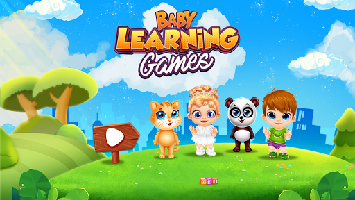Baby Learning Games -for Toddlers & Preschool Kids android2mod screenshots 1