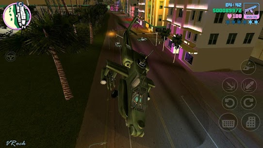 Grand Theft Auto Vice City APK MOD 1.09 3