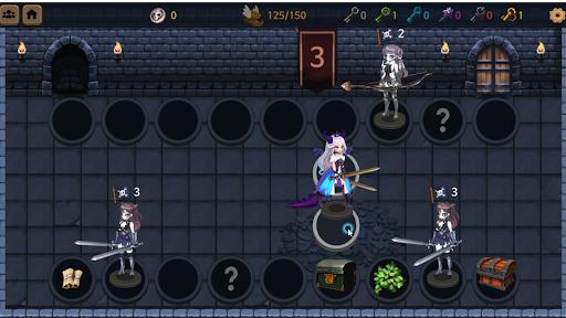 Rogue-like Princess! : Pixel RPG Game 385 screenshots 5