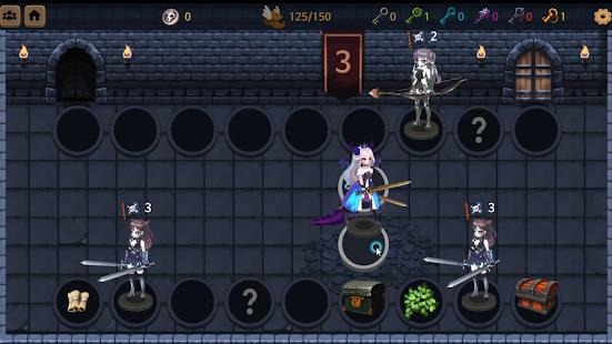 Dungeon Princess 2! : Offline Dungeon RPG 460 Screenshots 5