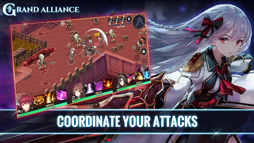 Grand Alliance screenshots 1