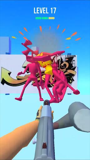 Paintball Shoot 3D - Knock Them All apkdebit screenshots 3