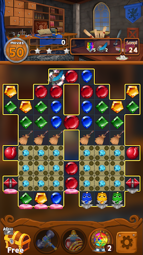 Jewels Magic Kingdom: Match-3 puzzle 1.8.20 screenshots 24