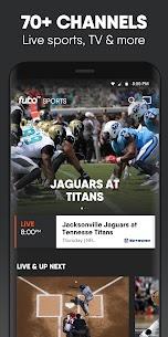 Free fuboTV Watch Live Sports Apk Download, NEW 2021* 1
