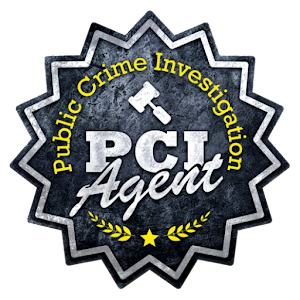 PCI AGENT Crime Investigations 1.2.6 by PCI Agent logo