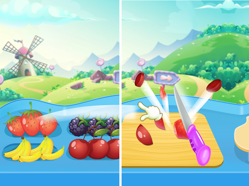Summer MilkShake Maker 1.5 screenshots 2