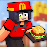 Fast Food Restaurant Mod for Minecraft .APK