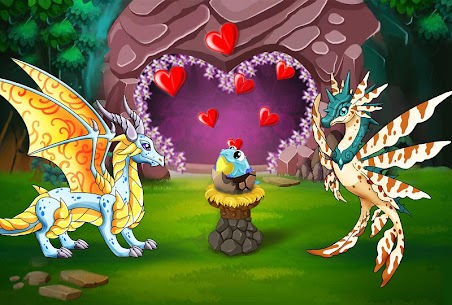 DRAGON VILLAGE Mod Apk -city sim mania (Food/Gems/Coins) 4