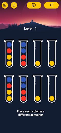 Ball Sort Puzzle - Color Sorting Games  screenshots 1