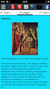History of Satanism