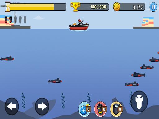 stickman soldier backflip pro screenshot 3