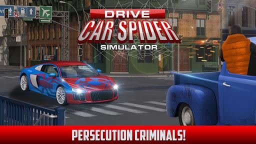 drive car spider simulator screenshot 2